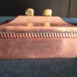 Box crafted by Leo Pesznecker